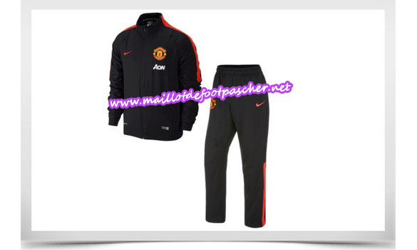 maillots-fr: Survetement de foot MANCHESTER UNITED 2014/2015