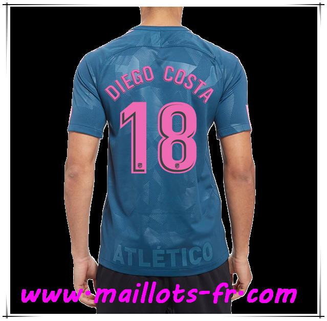Maillot Extérieur Atlético de Madrid Diego Costa