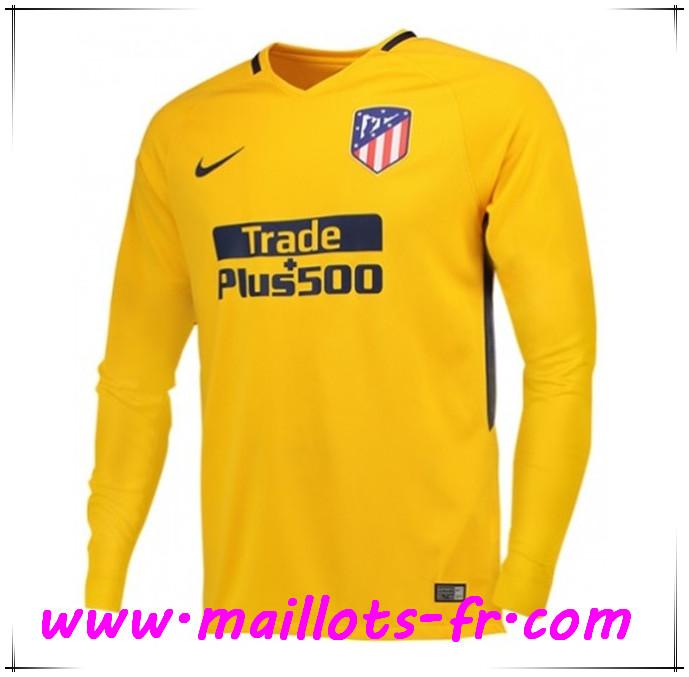 Maillot Extérieur Atlético de Madrid LONGUES