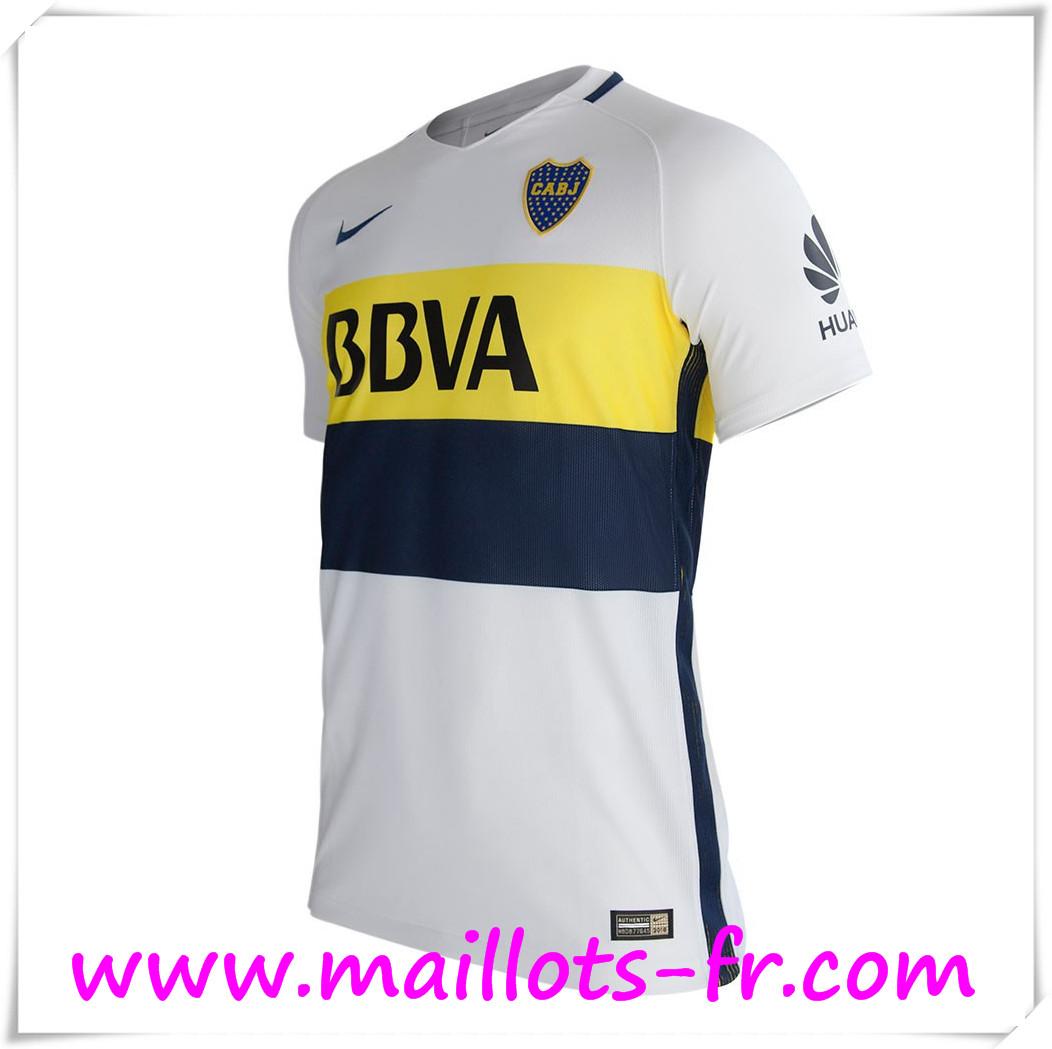 78df52bc4a197 contrefacon Maillot de Foot Boca Juniors Exterieur 2017/2018