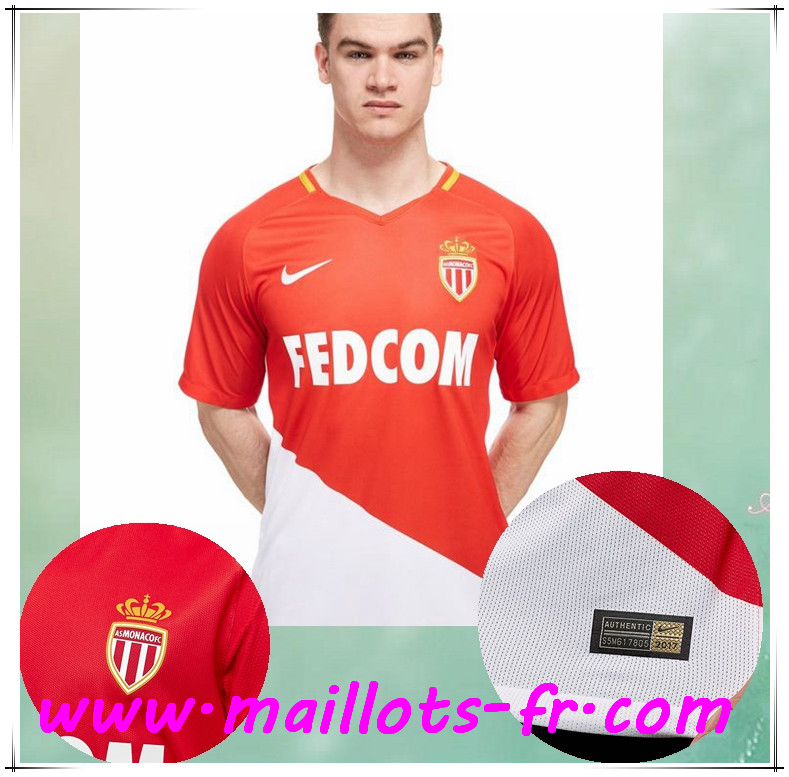 tenue de foot AS Monaco prix
