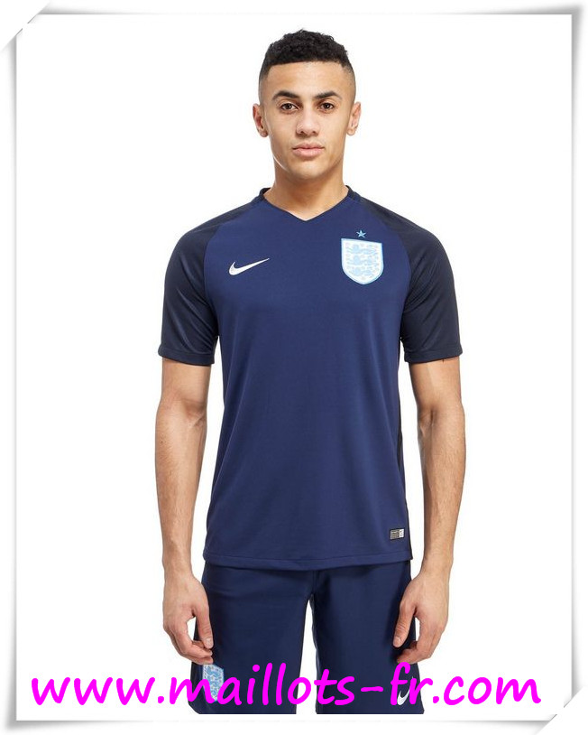 maillots-fr Maillot Equipe De Angleterre 2017 2018 Exterieur
