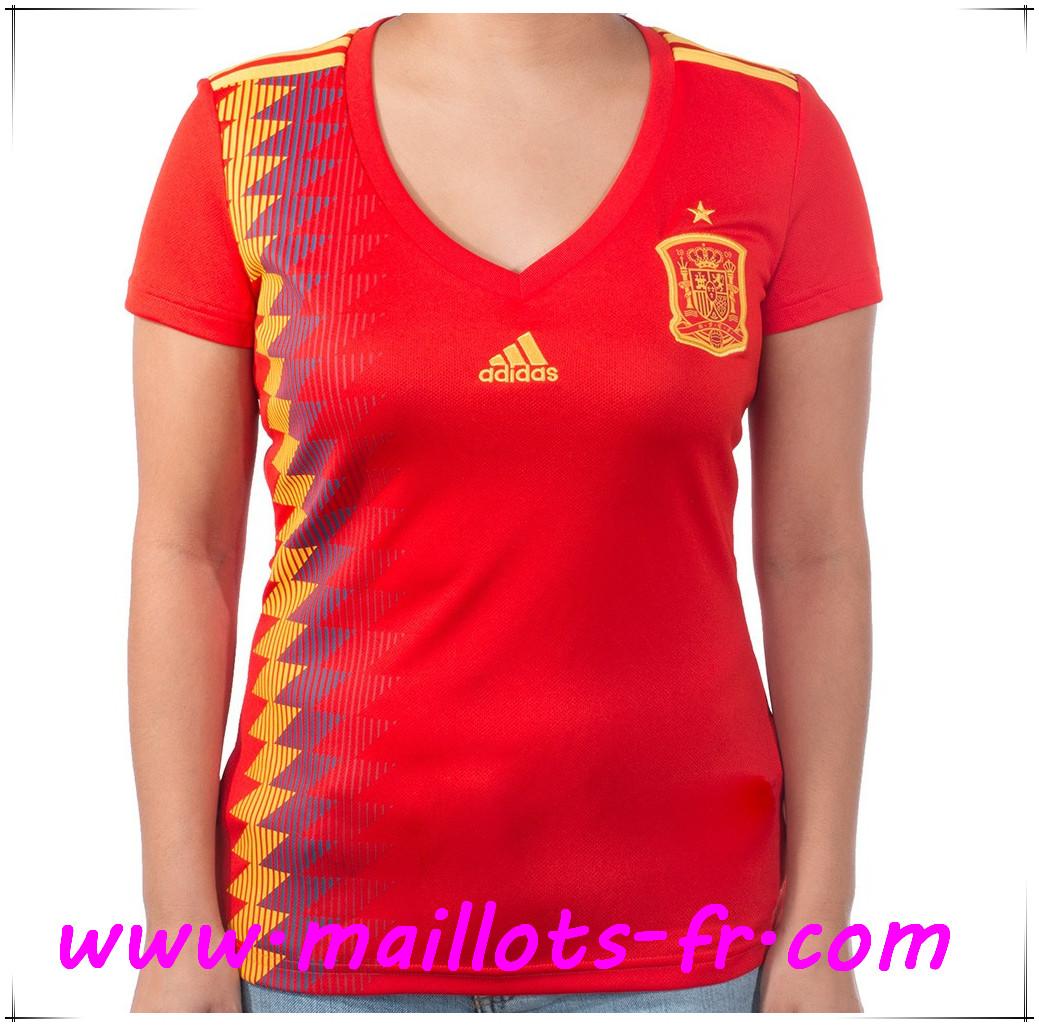 Maillot equipe de Espagne online