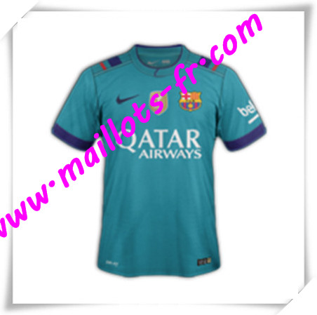 maillots-fr Maillot de foot FC Barcelone 2016 2017 Third pas cher