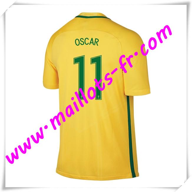 Maillot equipe de Brésil solde