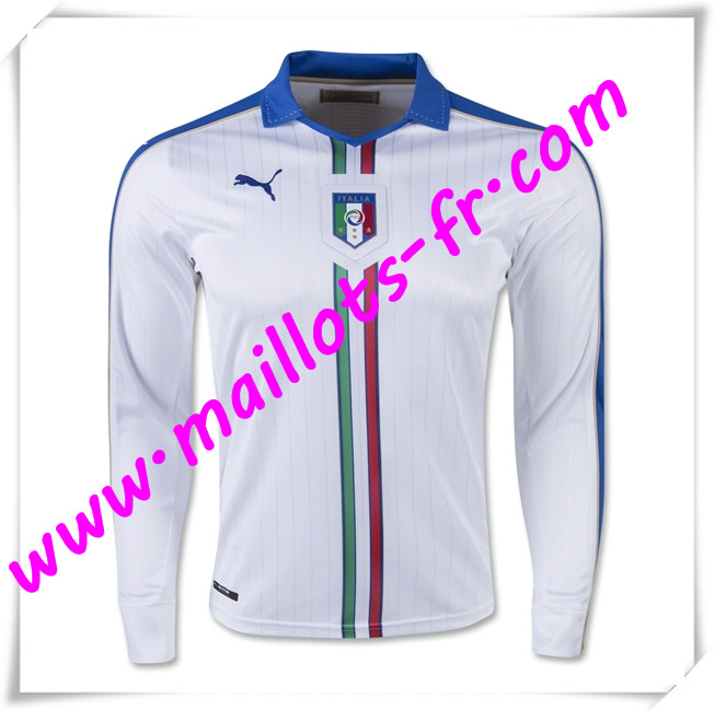 Maillot equipe de Italie LONGUES