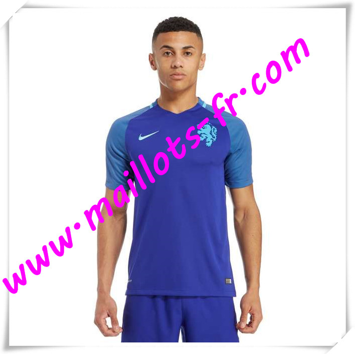 maillots-fr Maillots Equipe De Pays-Bas 2016 2017 Exterieur
