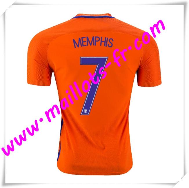 Maillot equipe de Pays Bas acheter