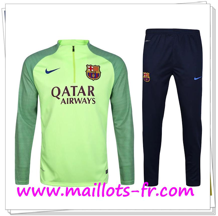 maillots-fr Survetement de foot FC Barcelone