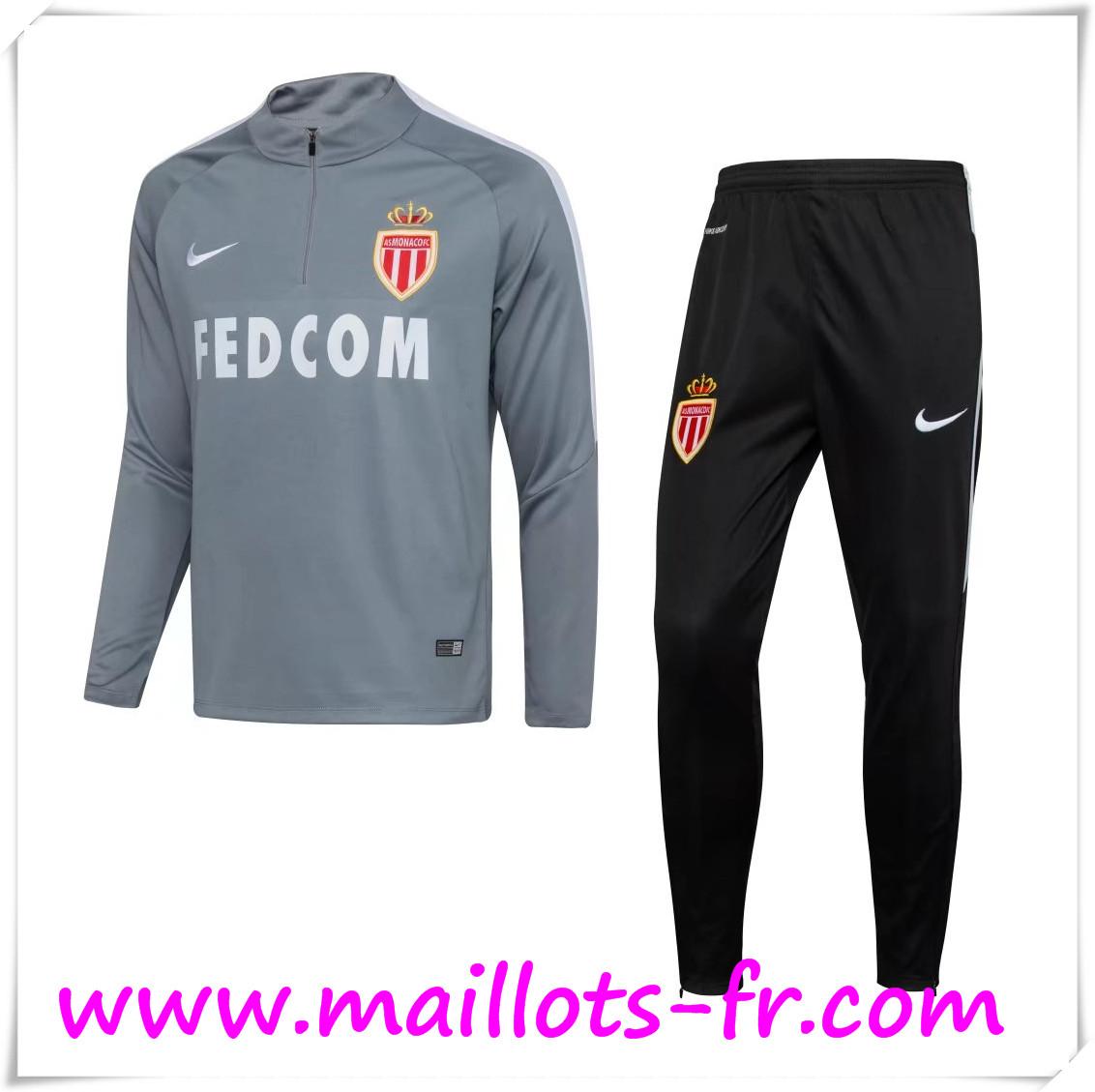 ensemble de foot AS Monaco de foot