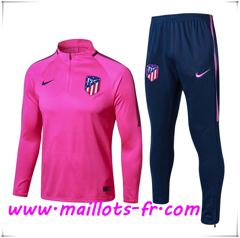 ensemble de foot Atlético de Madrid gilet