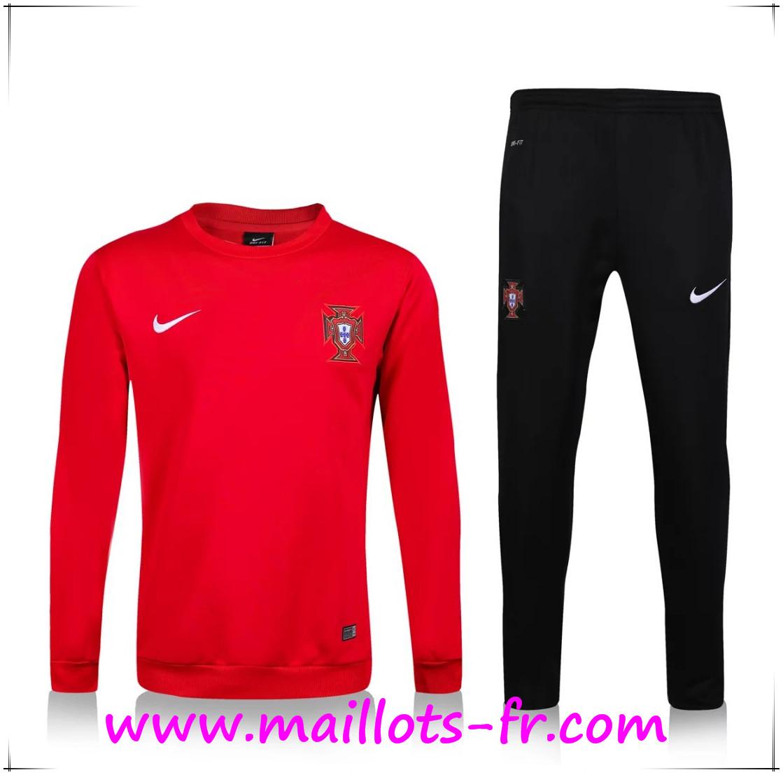 acheter maillots fr survetement portugal enfant rouge 2016 2017 pas cher. Black Bedroom Furniture Sets. Home Design Ideas