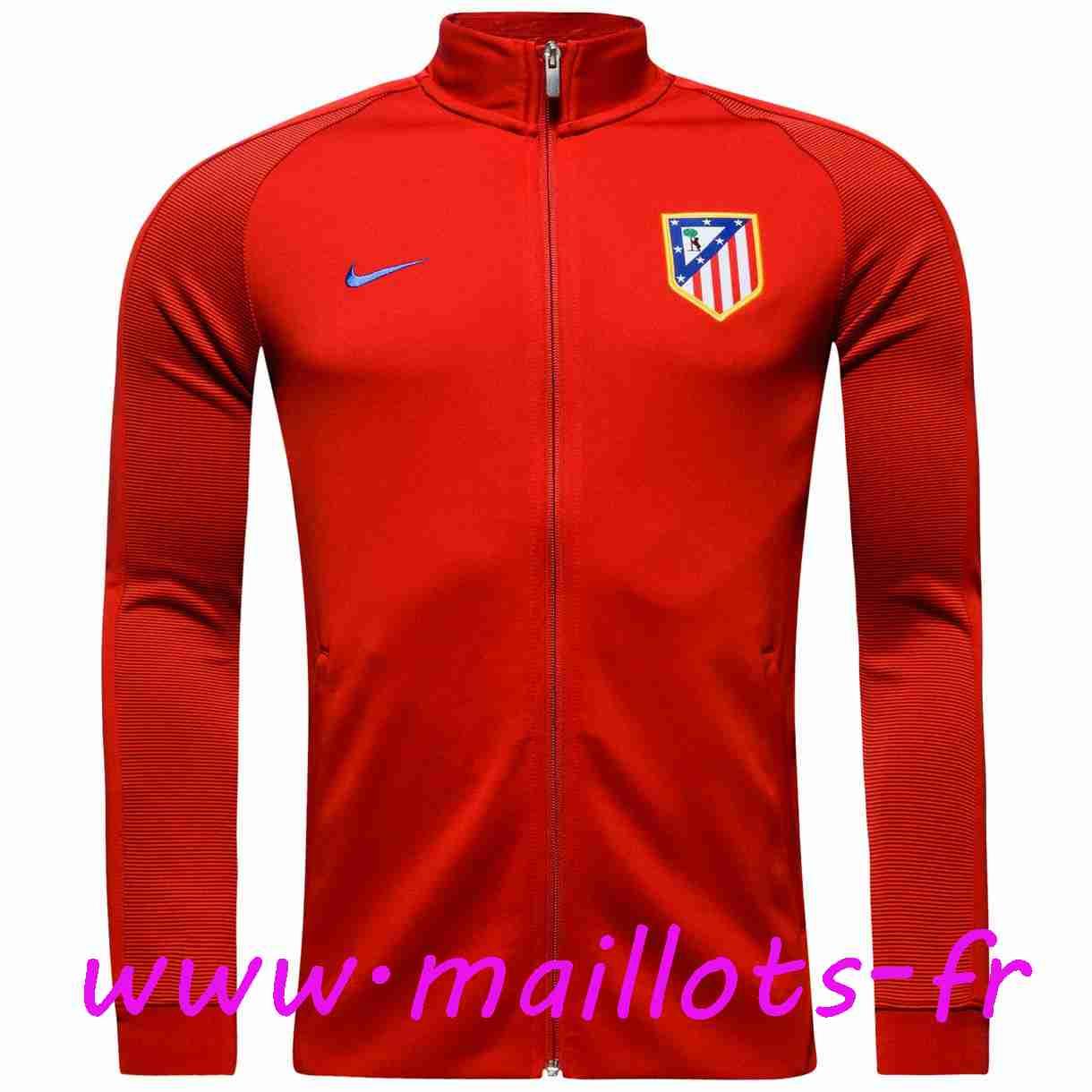 ensemble de foot Atlético de Madrid Vestes