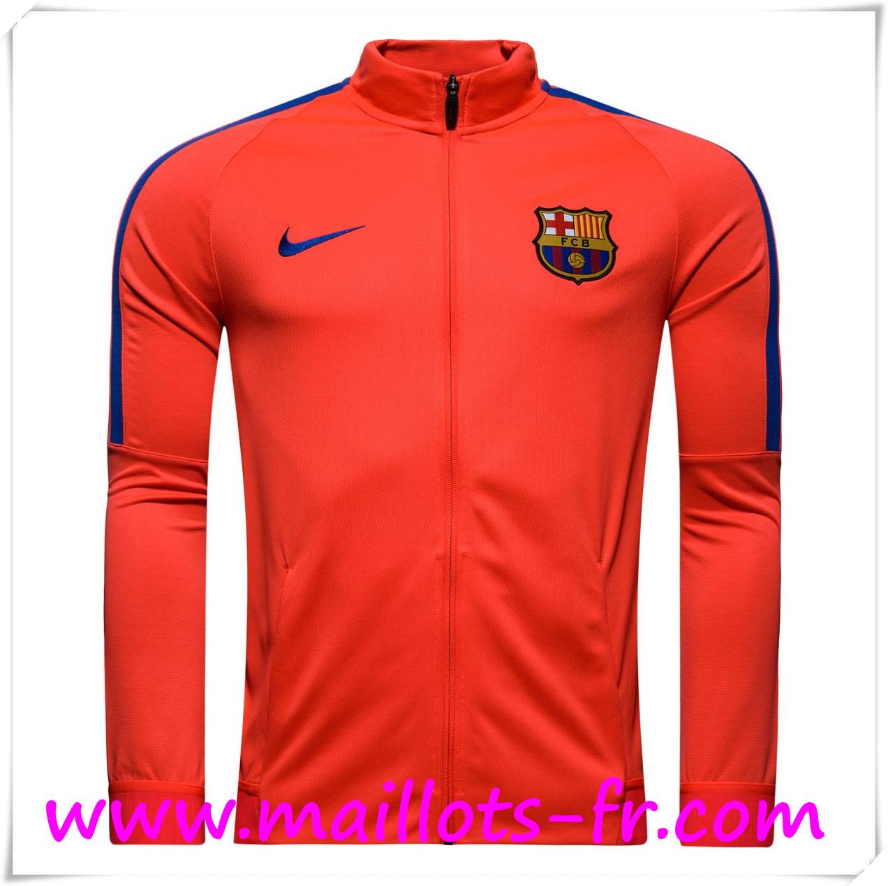 Maillot Extérieur FC Barcelona Vestes