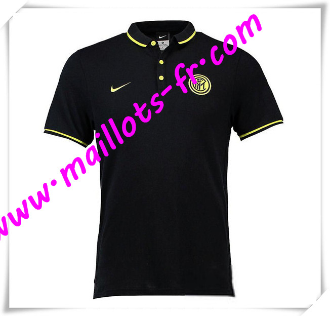 tenue de foot Inter Milan noir