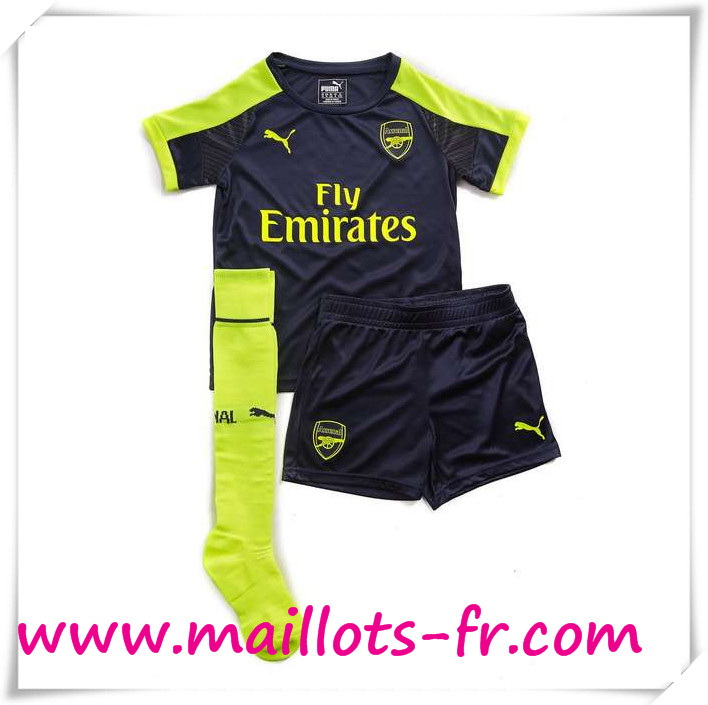maillots-fr Maillot de Foot Arsenal Enfant Third 2016 2017