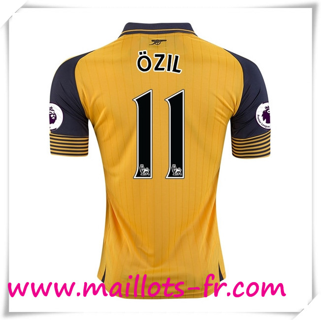 Acheter officielle maillots fr maillots arsenal ozil 11 for Maillot arsenal exterieur 2017