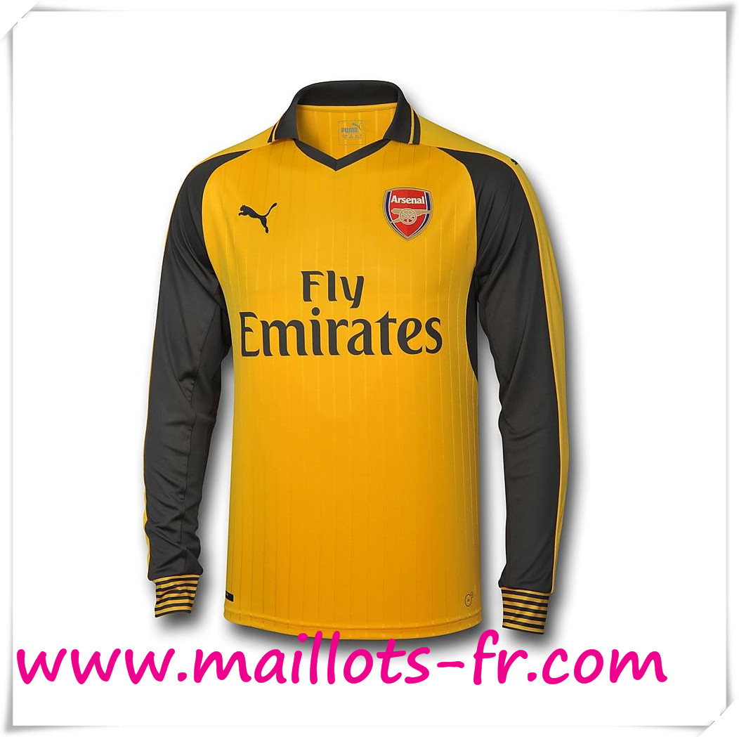 Acheter officielle maillots fr maillots arsenal manche for Maillot arsenal exterieur 2017