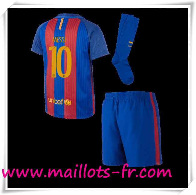 Maillot Domicile FC Barcelona Enfant