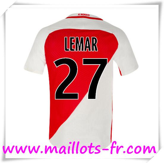 Maillot Domicile AS Monaco acheter