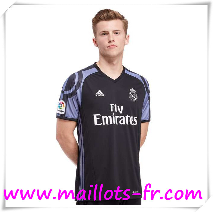 maillots-fr Maillot de Foot Real Madrid Third 2016 2017