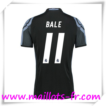 maillots-fr Maillot de Foot Real Madrid Femme (BALE 11) Third 2016 2017