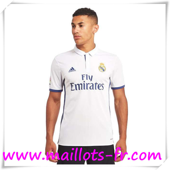 maillots-fr Maillot de Foot Real Madrid Domicile 2016 2017