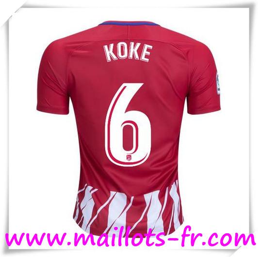 Maillot THIRD Atlético de Madrid Koke