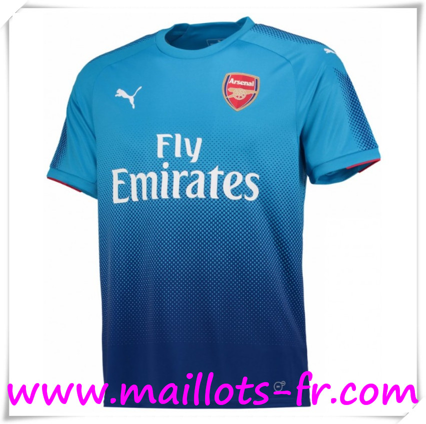 Maillot de Foot Arsenal 17/18 Exterieur