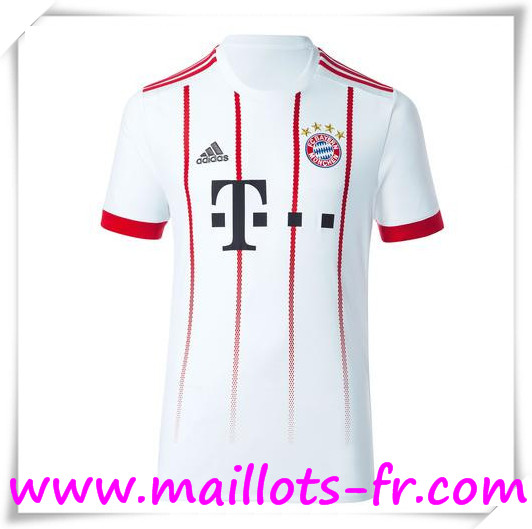 Maillot de Foot Bayern Munich 17/18 Third