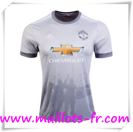 Maillot de Foot Manchester United 17/18 Third