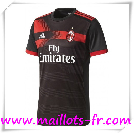 Maillot de Foot Milan AC 17/18 Third