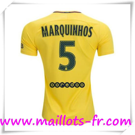 Maillot THIRD PSG MARQUINHOS