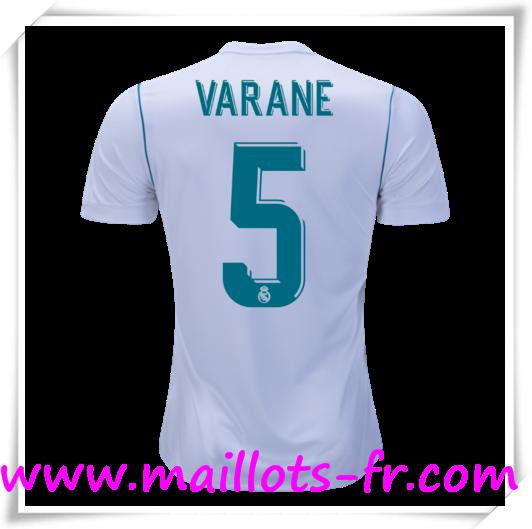 Maillot Domicile Real Madrid Varane