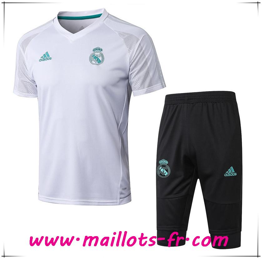 magasin Ensemble PRÉ MATCH Training Real Madrid + Pantalon 3
