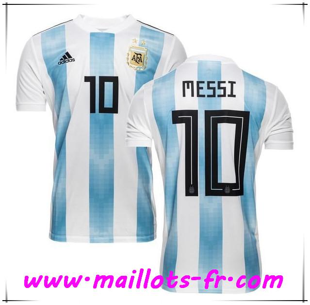 Maillot equipe de Argentine de foot