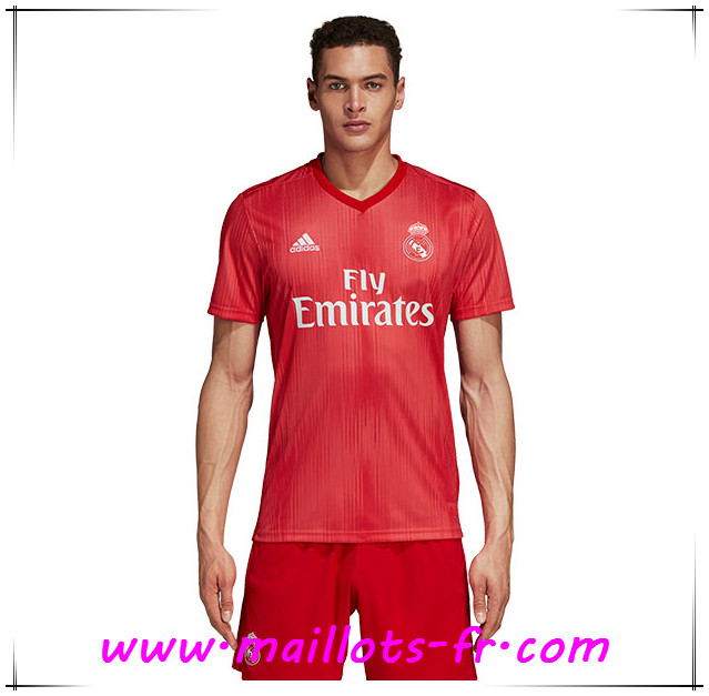 Maillots-fr nouveau Maillot de Foot Real Madrid Third 2018 2019