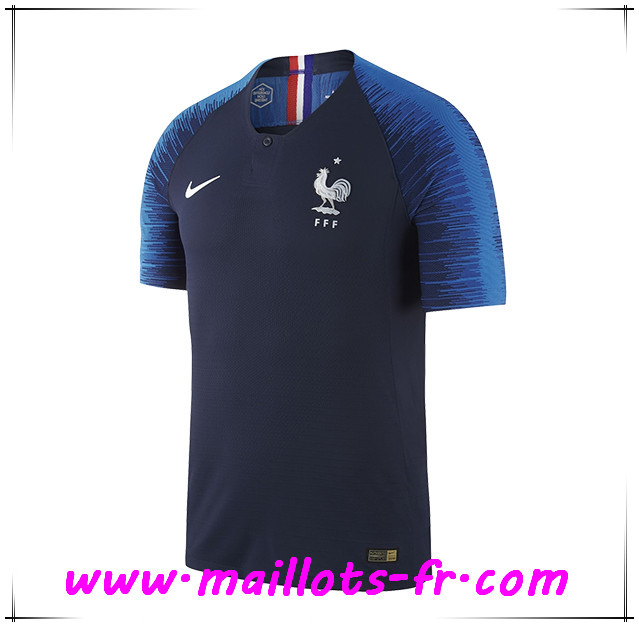 contrefacon Maillot de foot France Coupe Du Monde 2018