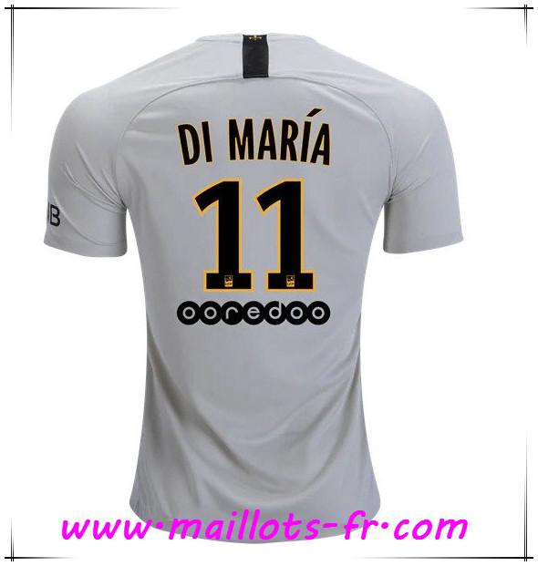 Maillot THIRD PSG Angel DI MARIA