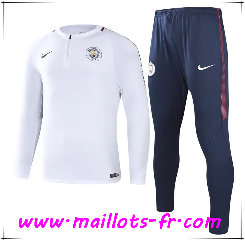 ensemble de foot Manchester City nouvelle