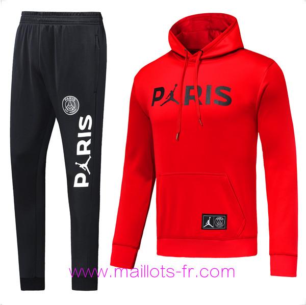 détaillant 46ec5 bd76c magasins Chapeau Ensemble Survetement de Foot Jordan PSG ...