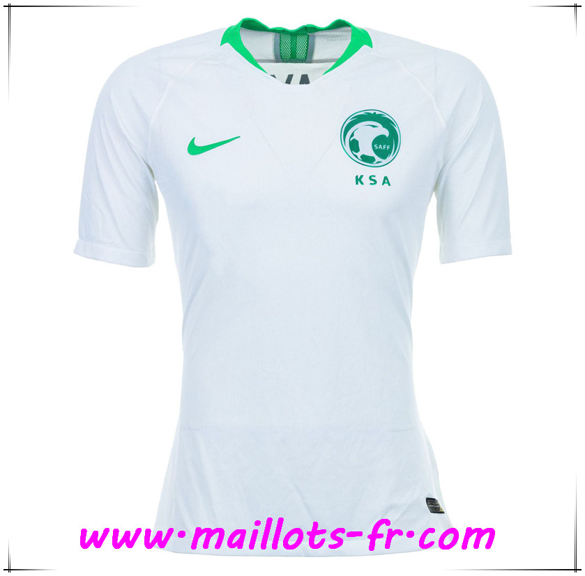 Maillots-fr Maillot Équipes nationales Arabie Saoudite Domicile