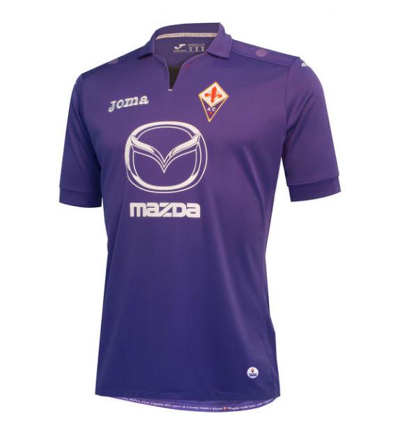 Maillot Domicile Fiorentina ÉQUIPE