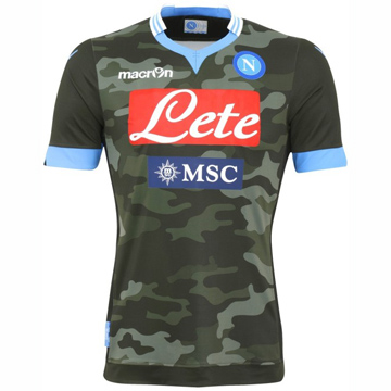 tenue de foot Napoli solde