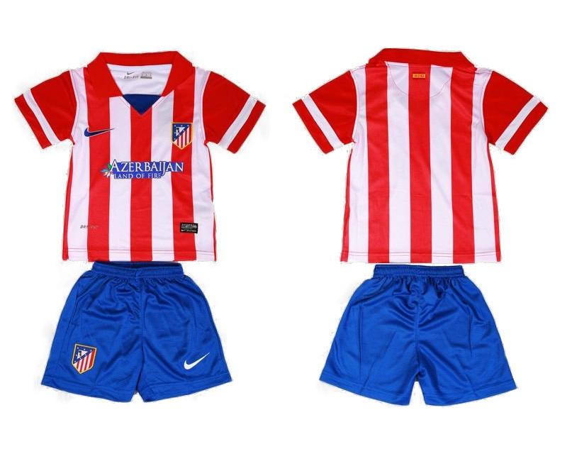 ensemble de foot Atlético de Madrid Enfant