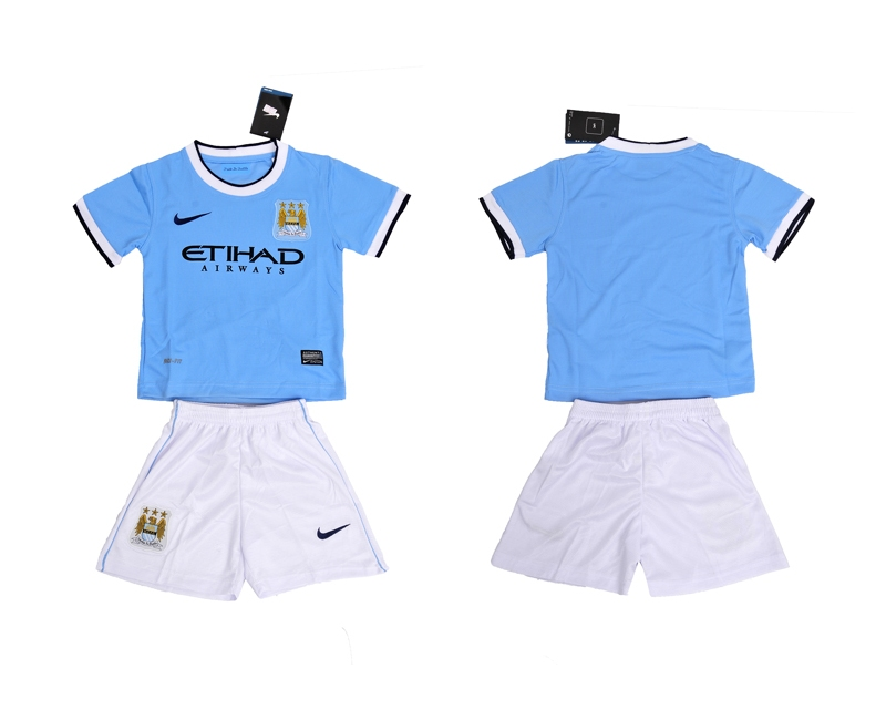 tenue de foot Manchester City Enfant