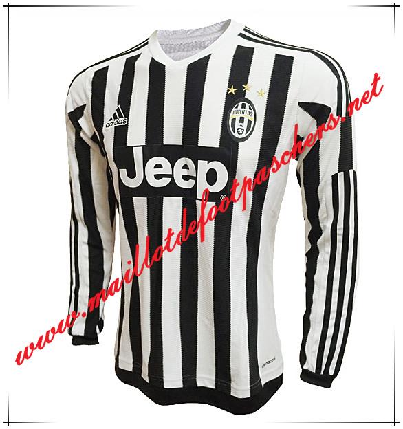 Maillot Domicile Juventus LONGUES