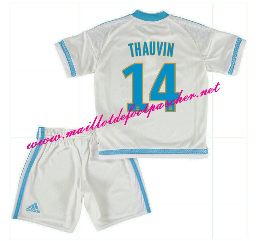 tenue de foot OM Enfant