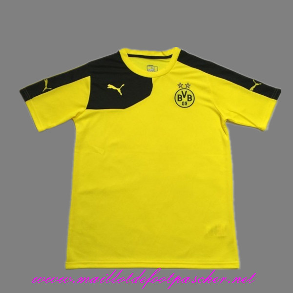 maillots-fr: Training de foot Dortmund Jaune 2015/2016