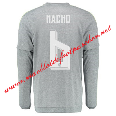 Maillot Extérieur Real Madrid Nacho